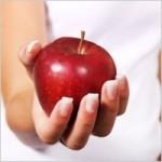 シミすっぴん美肌、酵素りんご