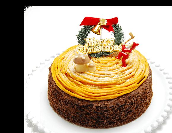 クリスマスケーキ2015-3