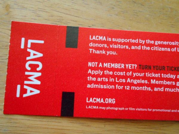 LACMA、ロサンゼルス