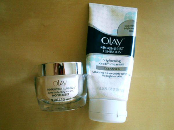 美白化粧品 Olay
