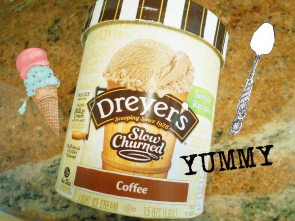 すっぴん美肌、アイスクリーム