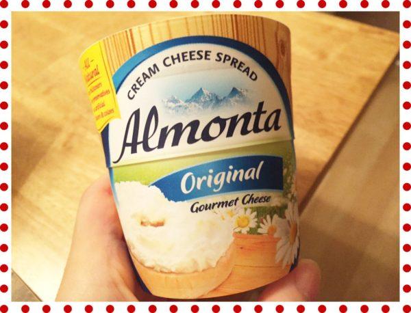 美肌、クリームチーズ