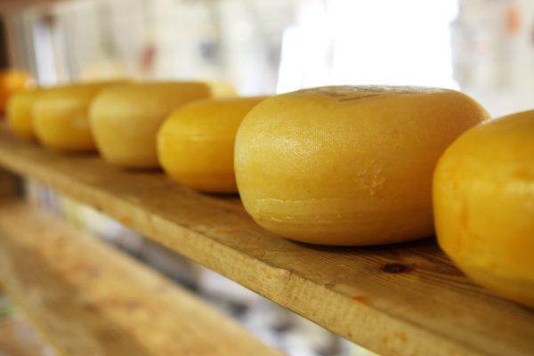美肌、チーズ、種類